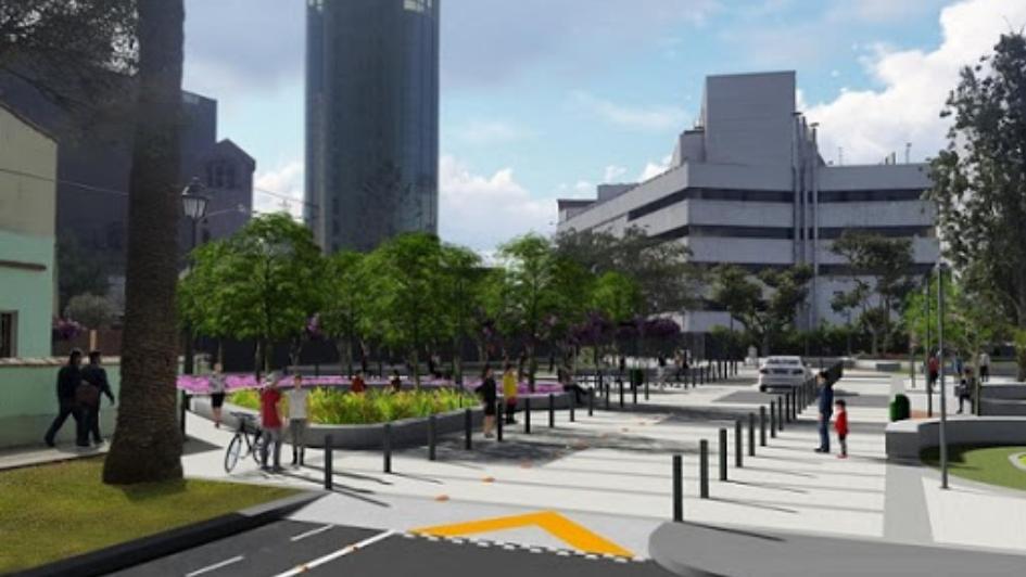 Ley de gestión y protección de los espacios públicos