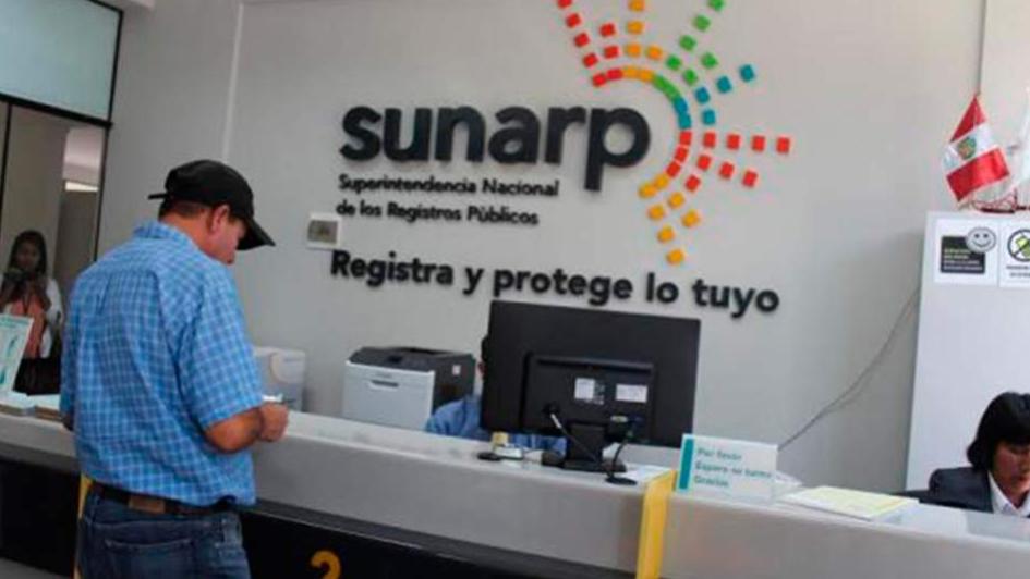Aprueban implementación de funcionalidad informática en el SID-SUNARP