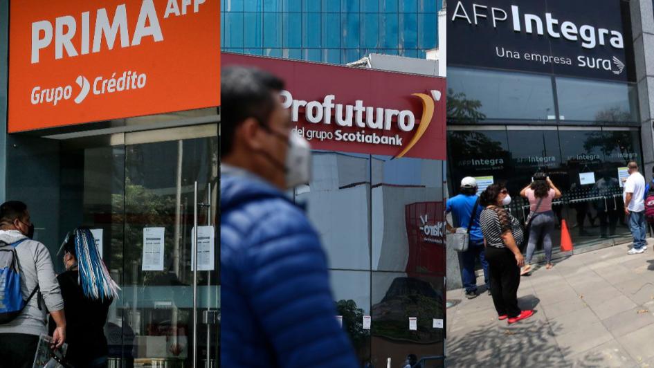 Comisión de Economía aprueba  retiro de hasta 17.600 de las AFP